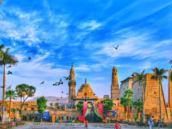 absolute 1-Day tour to Luxor by Air from Cairo