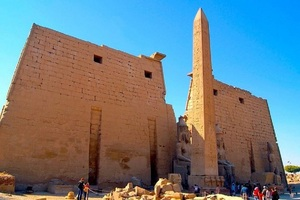 Unique 1 Day Luxor Day Tour From Hurghada