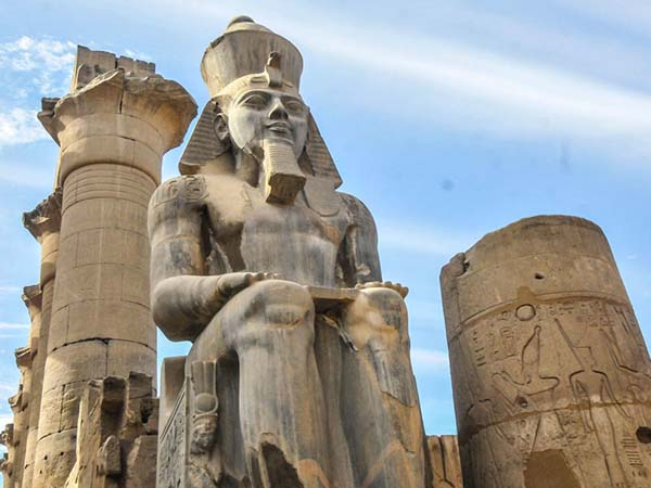 Luxor from Hurghada