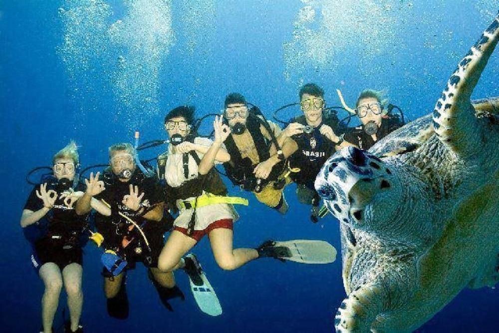Snorkeling Trip to Giftun
