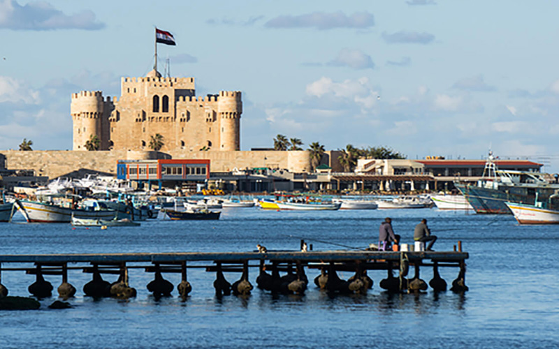 Alexandria Layover Tour from Airport