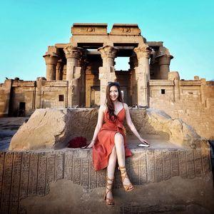 Best 12 Days Tour Pyramids, Nile Cruise &Amp; Oases