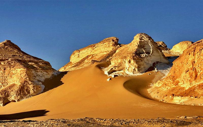 7- Days -Tour- Siwa,- Bahariya - White Desert