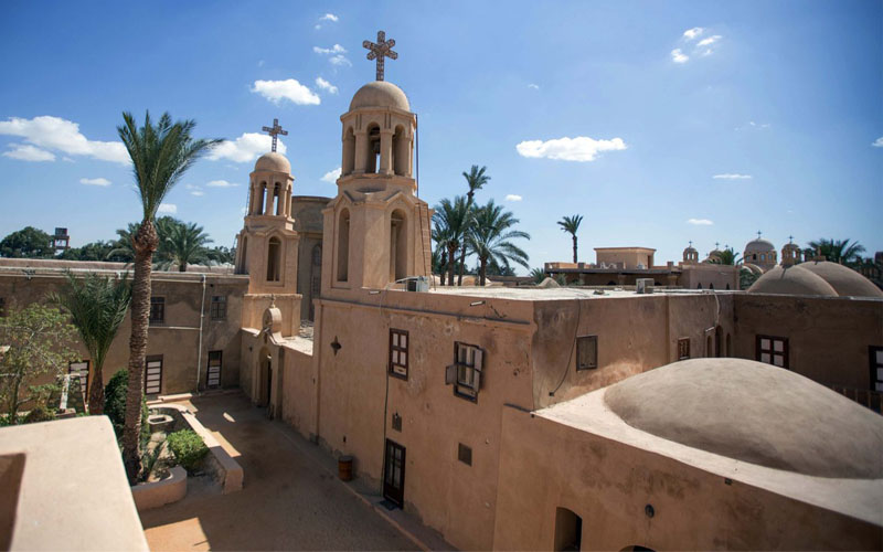 Overnight Trip to St. Catherine Monastery from Cairo
