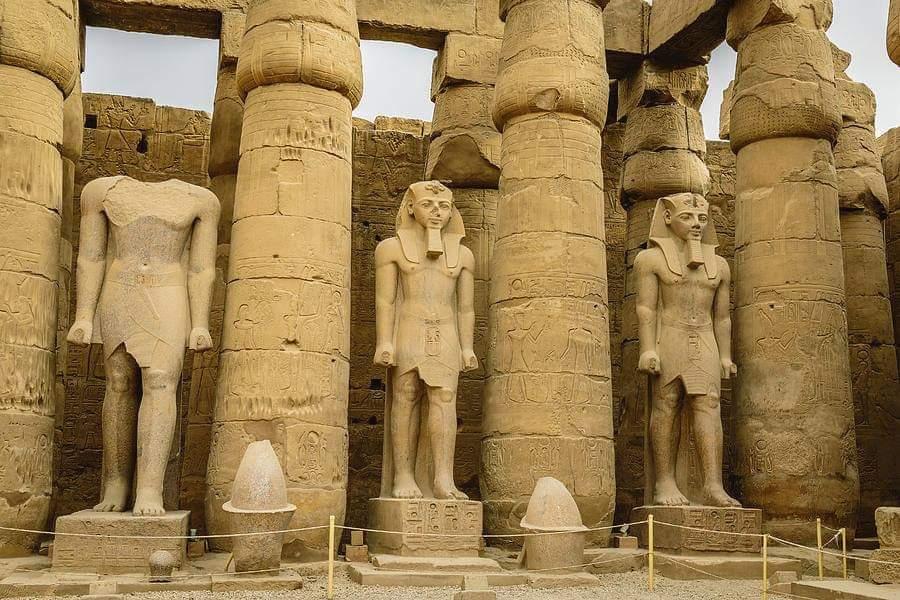 best price to 1 day Luxor & Karnak Temple