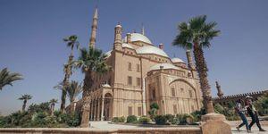 Salah El Din Citadel in Cairo