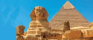 Cheops Pyramid King Khufu