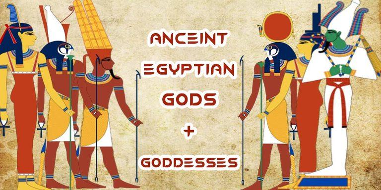 supreme 30 Ancient Egyptian Gods and Goddesses