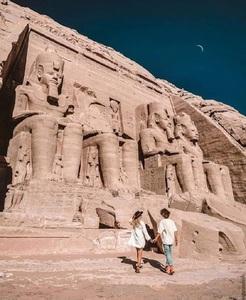 Abu Simbel Temple complex