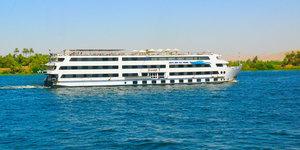 History of Egypt Nile River Cruise