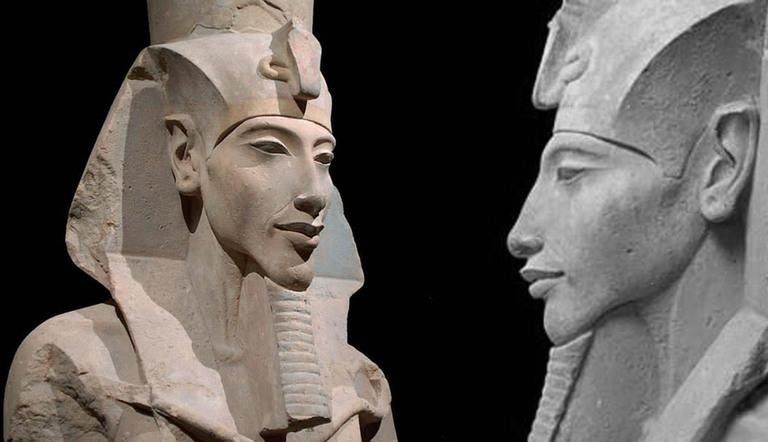 King Akhenaten