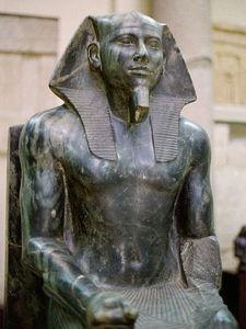 Menkaure Mykerinus Pyramid