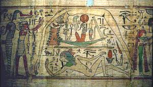 Egyptian Mythology Creation Story
