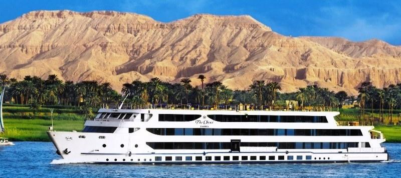 9 Days Nile Ultimate Luxury vacation