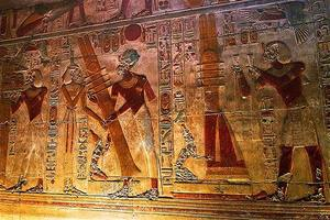 Abydos Temple