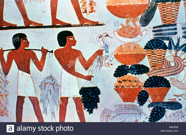 Ancient Egyptian Food