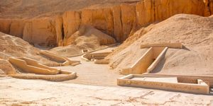 Valley of the kings ,