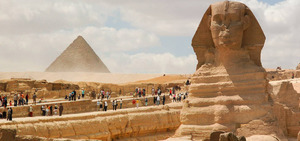 Pyramids Sphinx And Egyptian Museum Cairo 1 Day Tour
