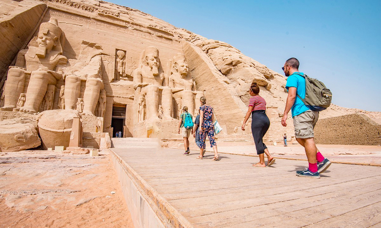 7 nights Nile cruise luxor to Aswan