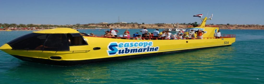 the most amazing 1 day tour Submarine in Hurghada