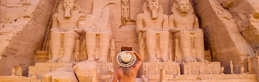 8 days pyramids and Nile cruise