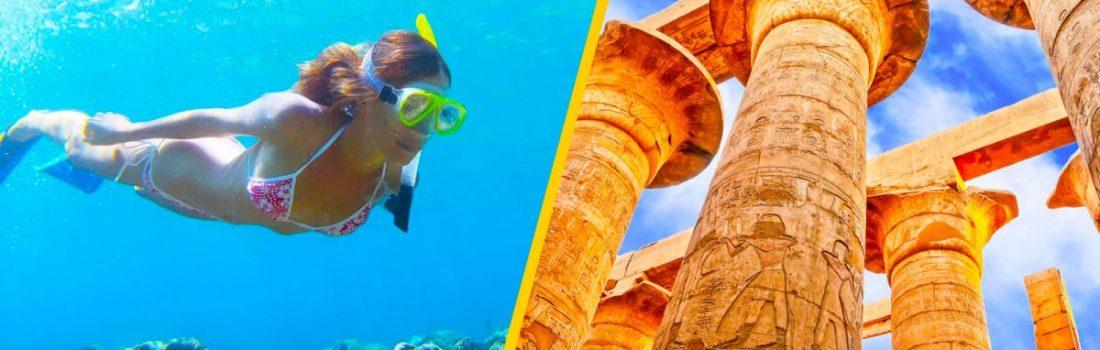 Snorkeling Excursion -Luxor Tour