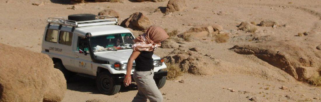 Hurghada Bedouin Desert Safari