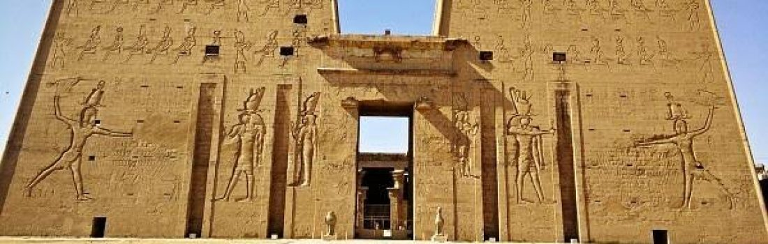 trip to Luxor from Aswan passing by Kom Ombo and Edfu Temples